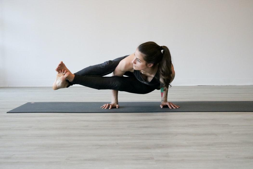 tapis de gymnastique,