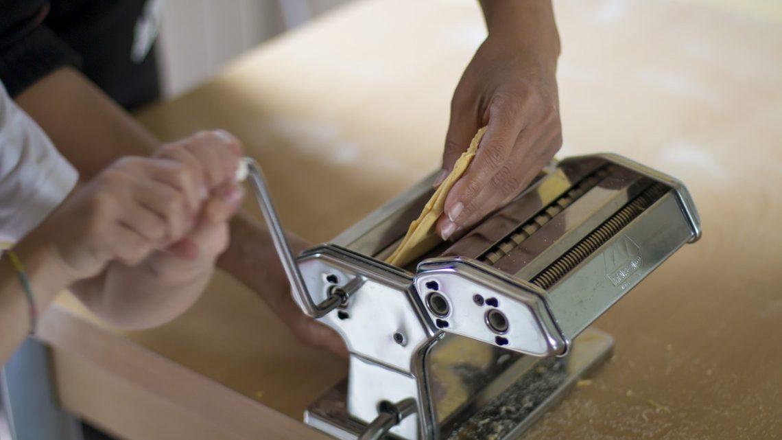 Un bon conseil pour la découpe de vos pâtes fraiches